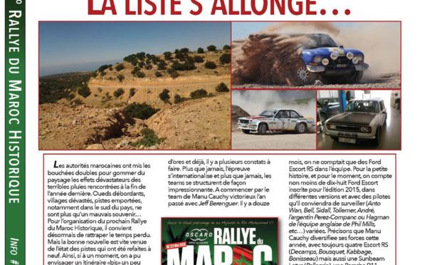 2015 Rally News - Info #2